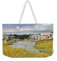 Inlet Living Weekender Tote Bag
