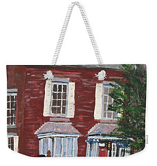 Inn At Park Spring Weekender Tote Bag
