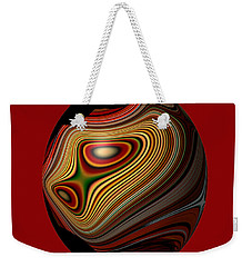 Inner Galaxy Weekender Tote Bag by Thibault Toussaint