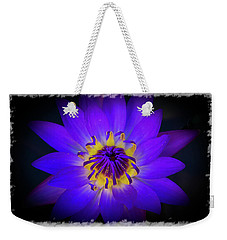 Inner Glow Weekender Tote Bag by Keith Hawley