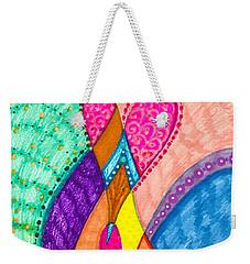 Inner Heart - V Weekender Tote Bag