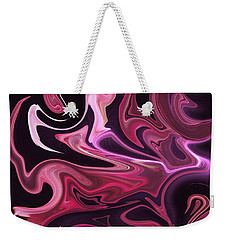 Inner Light Of The Moose Weekender Tote Bag by David and Lynn Keller