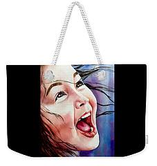 Inner Radiance Weekender Tote Bag