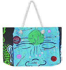 Inner-stellar Space Weekender Tote Bag