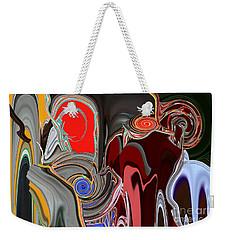 Inner Universe Weekender Tote Bag