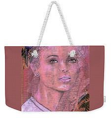 Innocence In White Weekender Tote Bag