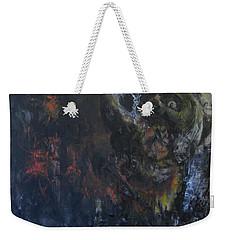 Innocence Lost Weekender Tote Bag by Christophe Ennis