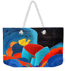 Inorganic Incandescence Weekender Tote Bag