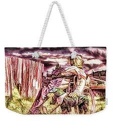 Insanity-digital Weekender Tote Bag