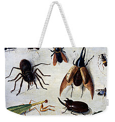 Insects, 1660 Weekender Tote Bag