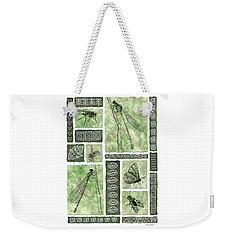 Insects Of Hawaii II Weekender Tote Bag
