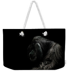 Insecurity Weekender Tote Bag by Paul Neville