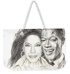 Inseparable And Unforgettable Weekender Tote Bag