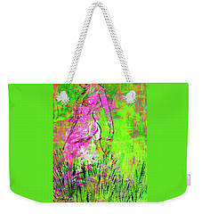 Inside And Out Weekender Tote Bag