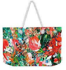Inside My Mind 2 Weekender Tote Bag