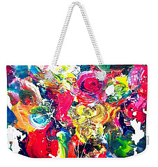 Inside My Mind 3 Weekender Tote Bag