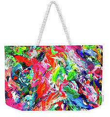Inside My Mind Weekender Tote Bag