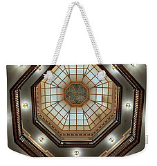 Inside The Dome Weekender Tote Bag