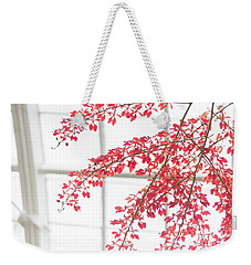 Inside The Greenhouse Weekender Tote Bag by Ana V Ramirez