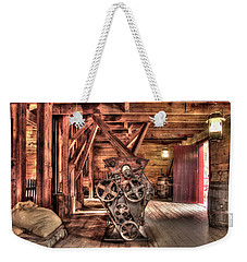 Inside The Mill Weekender Tote Bag