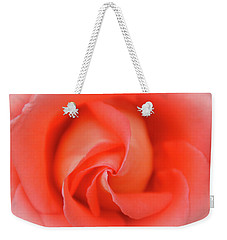 Inside The Rose Weekender Tote Bag