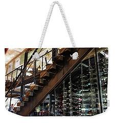 Inside Ulele The Wine Storage Weekender Tote Bag