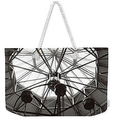Inside Willow Grove Mall Weekender Tote Bag