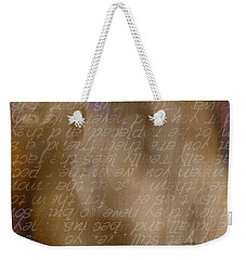 Insight Weekender Tote Bag