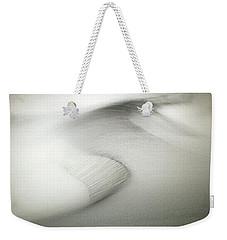 Inspiration Comes Standard Weekender Tote Bag