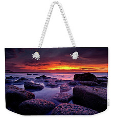 Inspiration Weekender Tote Bag by Jorge Maia