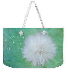 Inspirational Art - Some See A Wish Weekender Tote Bag