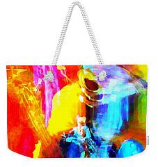 Inspired To Interpret Weekender Tote Bag