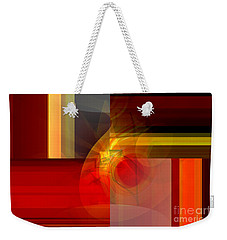 Inspriration  Weekender Tote Bag by Thibault Toussaint