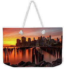 Intense  Weekender Tote Bag by Anthony Fields