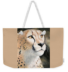 Intensity - Cheetah Weekender Tote Bag
