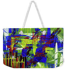 Intensity II Weekender Tote Bag by Cathy Beharriell
