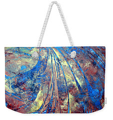 Intensity Weekender Tote Bag by Valerie Travers