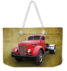 Inter Weekender Tote Bag by Keith Hawley