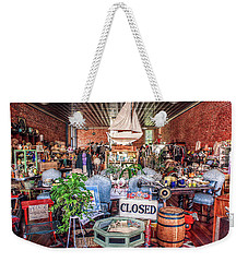 Worldly Things Weekender Tote Bag