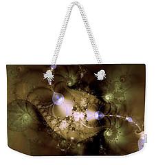 Intergalactica Weekender Tote Bag