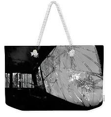 Interior In Gray Weekender Tote Bag