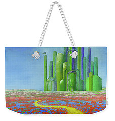Interlude On The Journey Home Weekender Tote Bag
