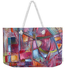 Internal Dynamics # 8 Weekender Tote Bag