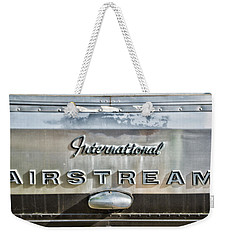 International Airstream Weekender Tote Bag