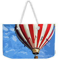 International Balloon Fiesta Weekender Tote Bag