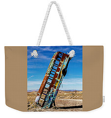 International Car Forest Of The Last Church Weekender Tote Bag