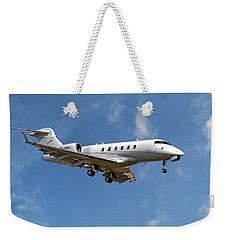 International Jet Management Weekender Tote Bag