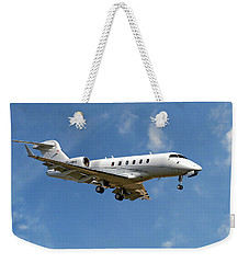 International Jet Management Weekender Tote Bag