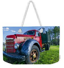 International Kb-6 Truck Weekender Tote Bag by Ken Morris