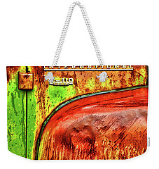 International Mcintosh Vert Weekender Tote Bag